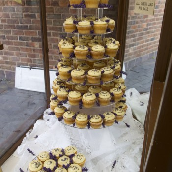 Cupcakes Wedding Stand Black Country Museum