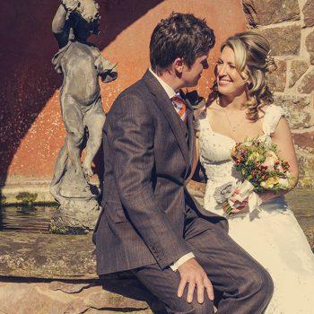 dunsley hall wedding photos