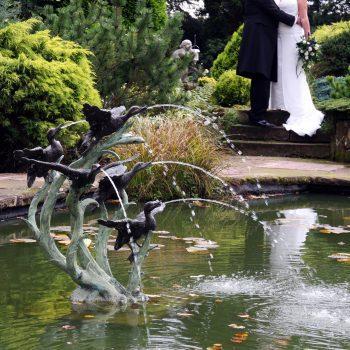 wedding photographer dunsley hall kinver