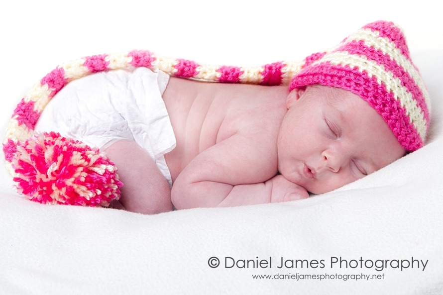 baby girl photo shoot stourbridge