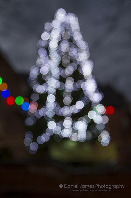 kinver high street christmas tree