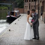 birmingham canal wedding photography