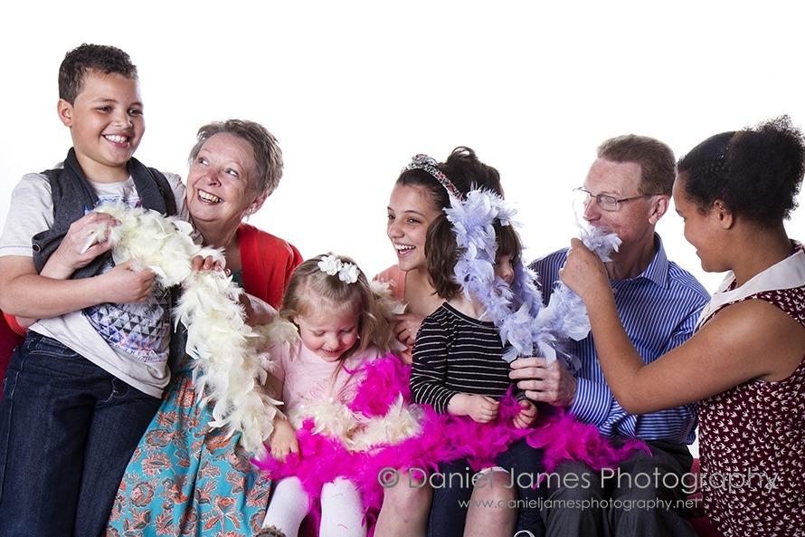 fun family photo dudley