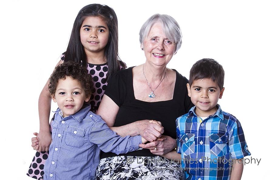 family portrait kinver