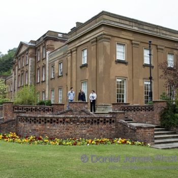 himley hall wedding photography scout