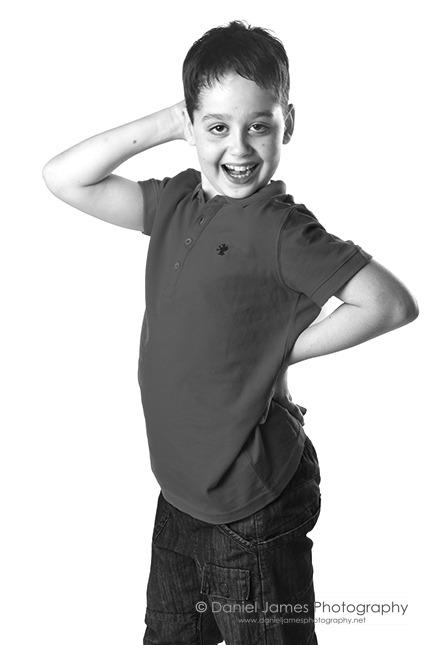 child portrait birmingham