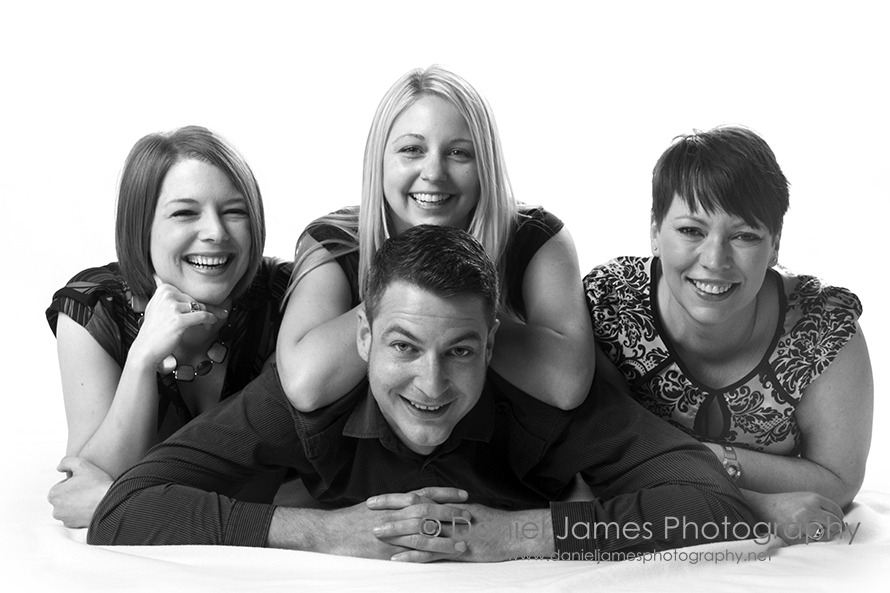 fun family photo kinver