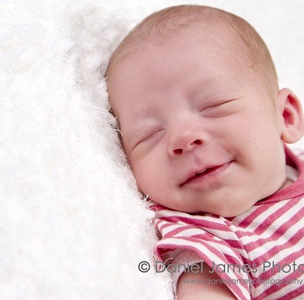 dudley newborn portrait