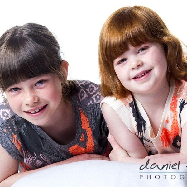 sisters children photo shoot kidderminster