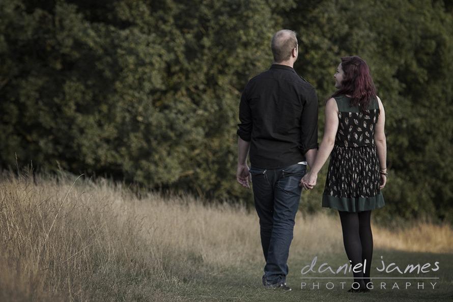engagement kinver portrait