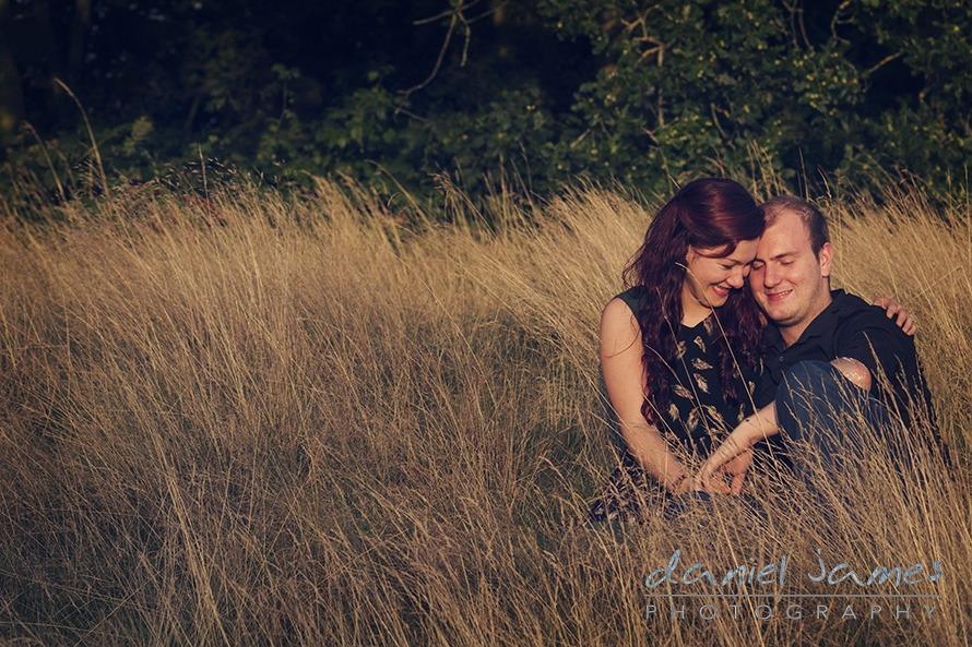 kinver- edge engagement photo shoot