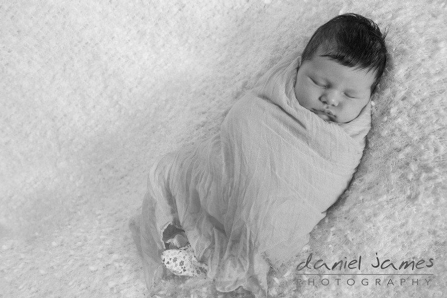newborn portrait worcester