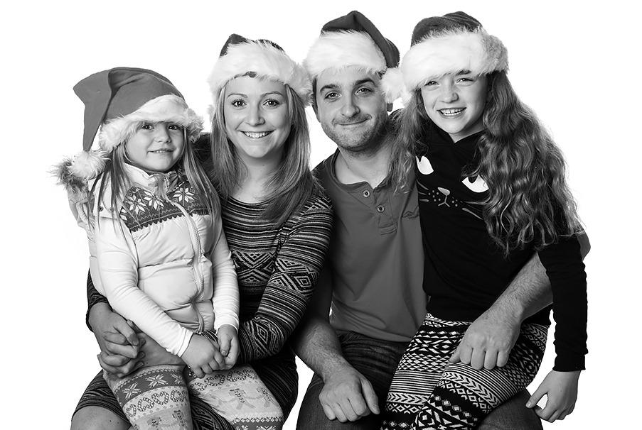 dudley christmas family photographer