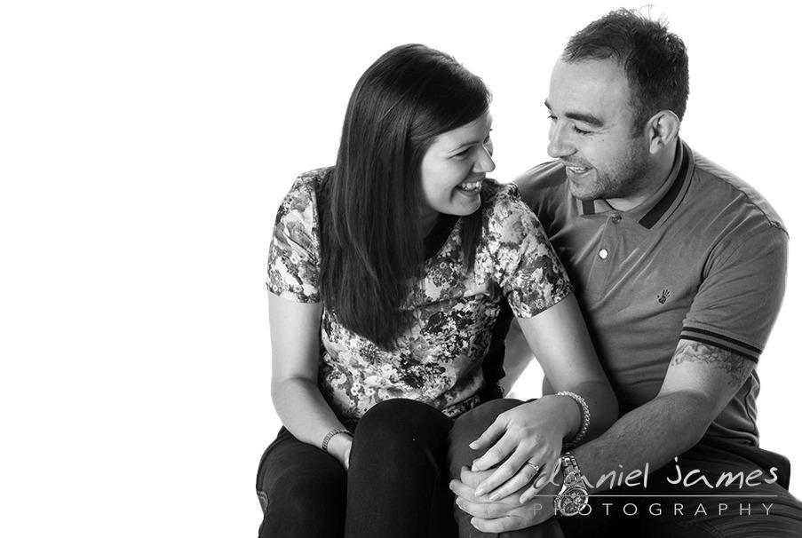engagement portrait dudley
