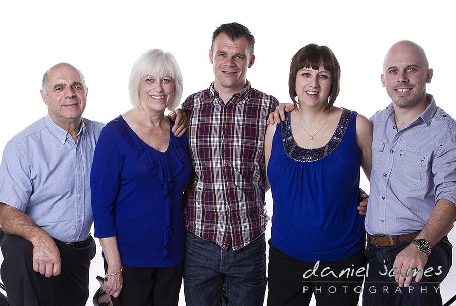 hagley family portrait