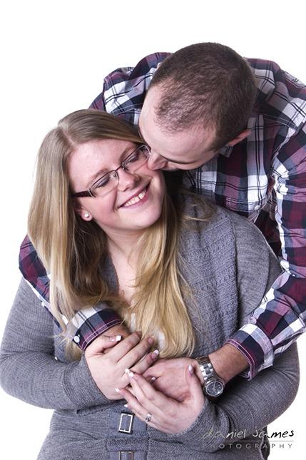 couples studio portrait stourbridge