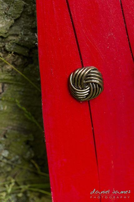 handmade miniature door