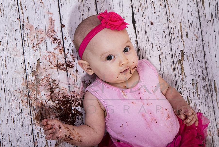 cake smash photo shoot photographers
