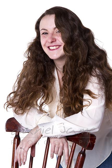 author portrait krista joy