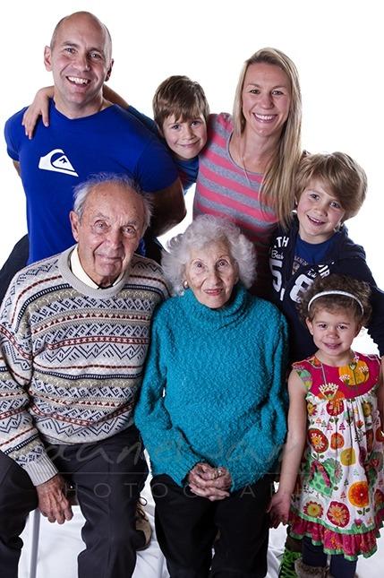 birmingham studio photographers family photo shoot