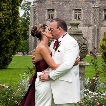 clearwell castle wedding photographers