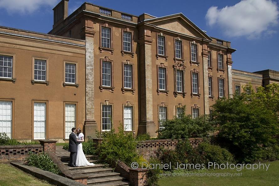 himley hall wedding photography