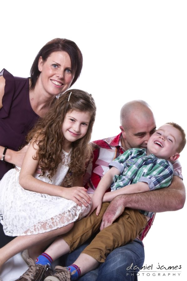 kinver family portrait