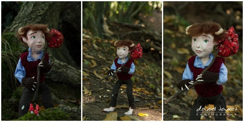 puppet photos woods