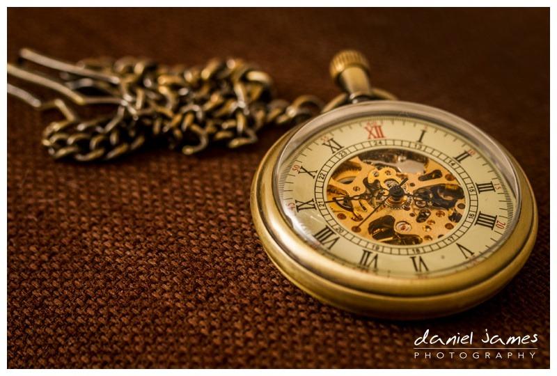 skeleton fob watch macro