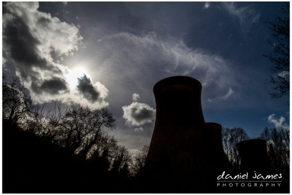 cooling tower ironbridge power station