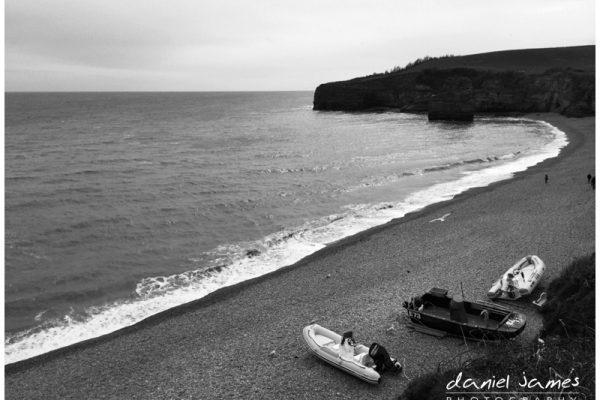 ladram bay coast devon