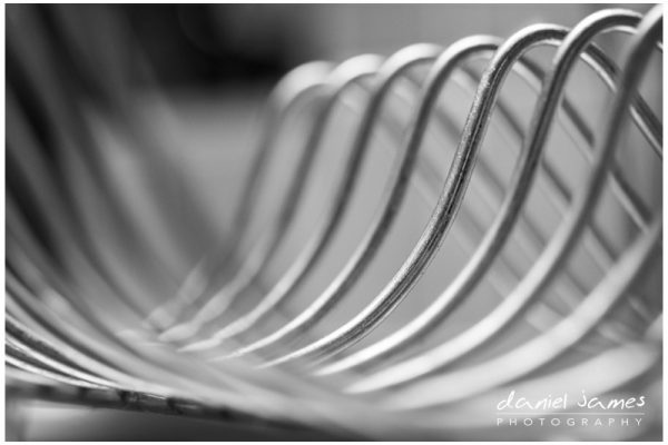 plate drainer metal abstract