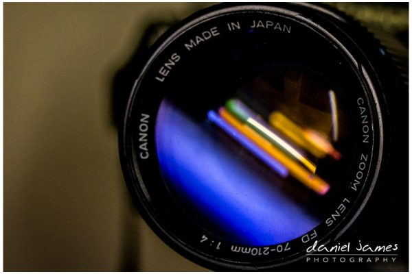 canon a1 70-210 vintage old lens