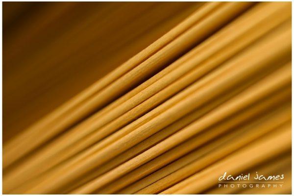 wooden reeds blind