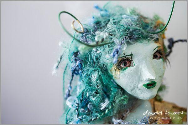 art doll puppet handmade ooak
