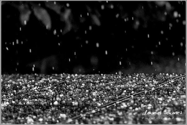 heavy rain hail weather