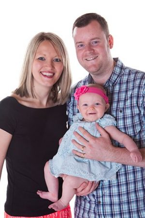 family portrait photo shoot gift voucher