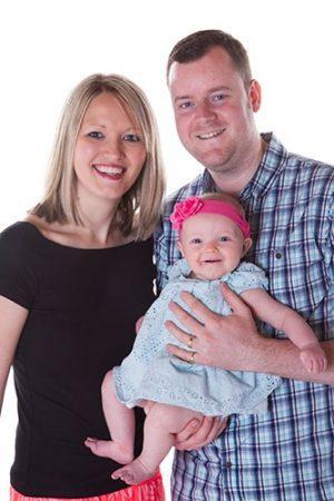 family portrait photo shoot gift voucher