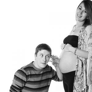 pregnancy portrait photography