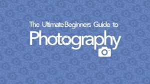 ultimate beginners guide to photography