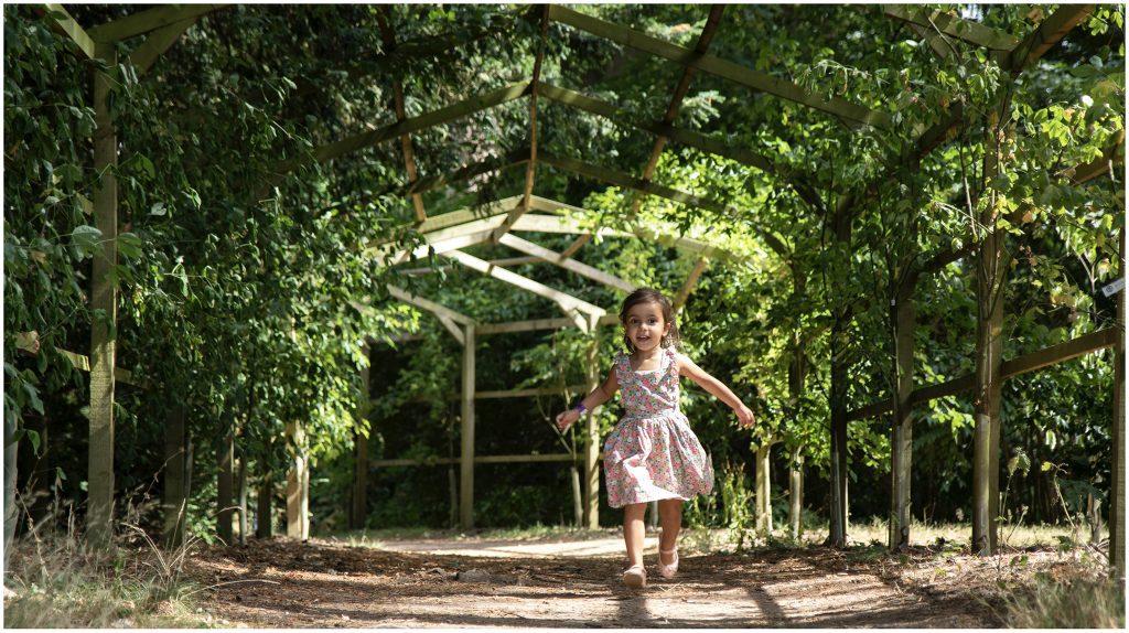 arley arboretum family photo shoot