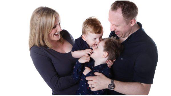 fun family photo shoot stourbridge