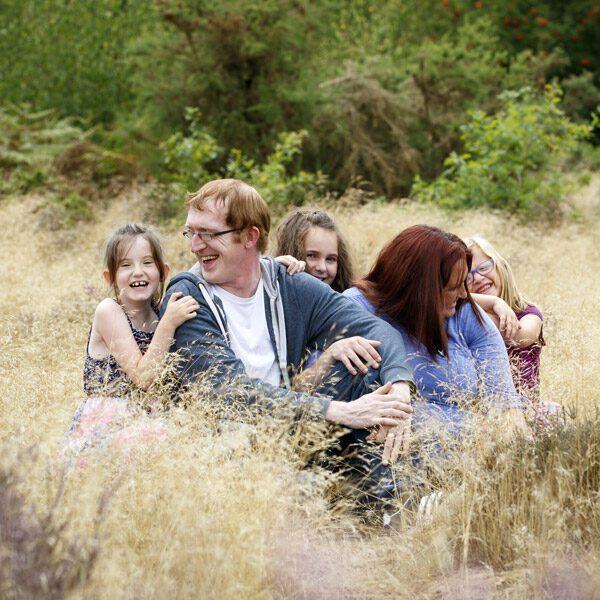 stourbridge photography kinver-edge family photo shoot