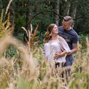 stourbridge photography-outdoor maternity photo shoot