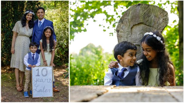 bodenham arboretum family photo shoot
