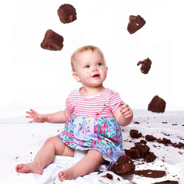 cake smash birthday photographer stourbridge