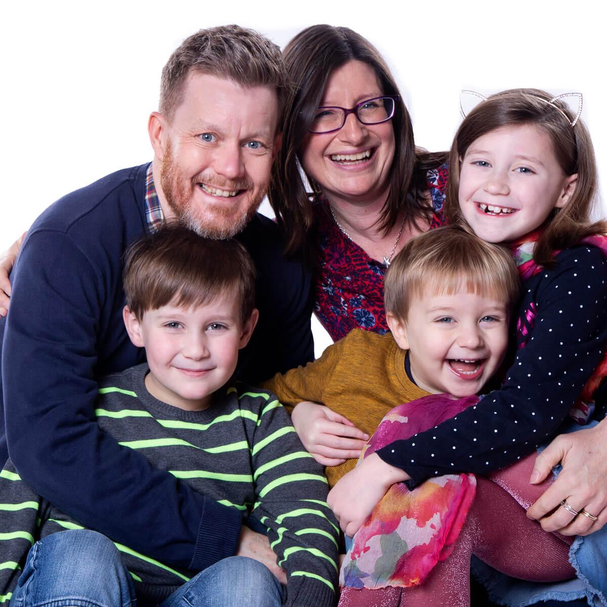 family photo shoot stourbridge midlands