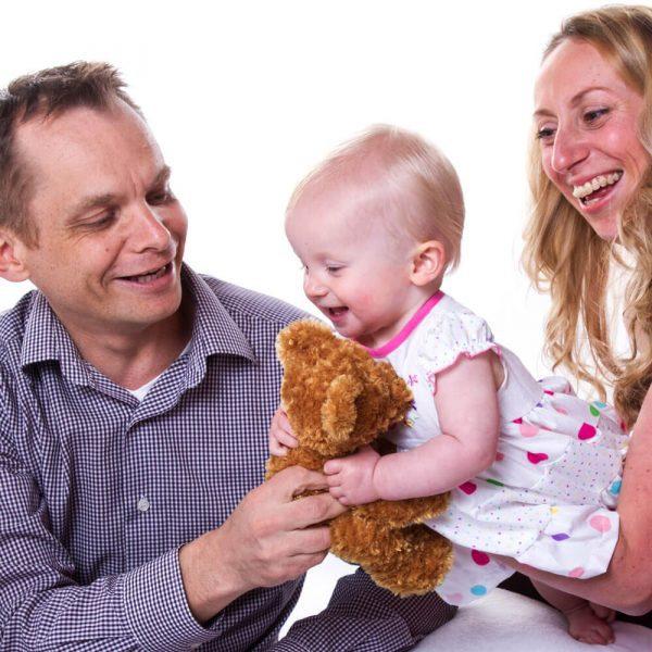 fun family photo shoots