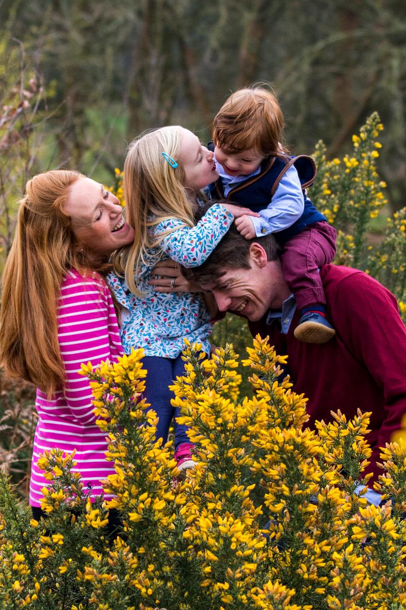 midlands family photo shoot