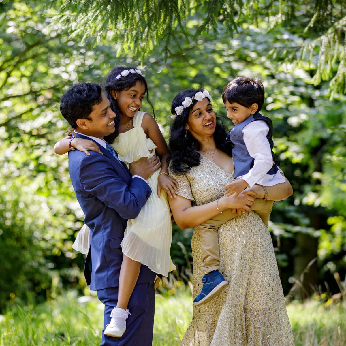 outdoor family photo shoot stourbridge midlands